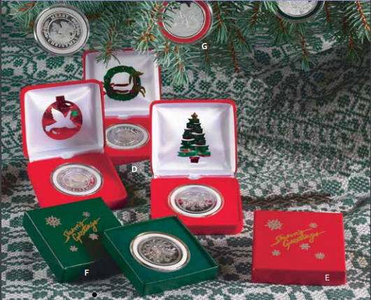 Christmas Theme Gift Boxes