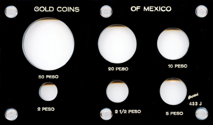 World Coin Holders