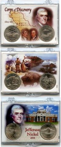 Westward Journey Nickels