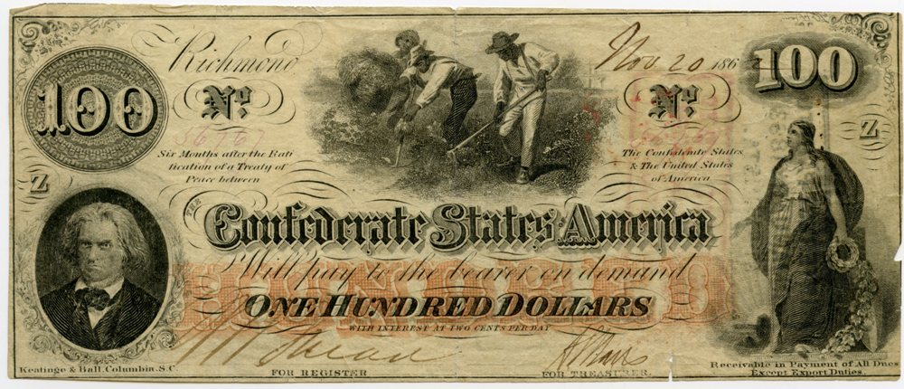 CSA and Obsolete Bank Notes