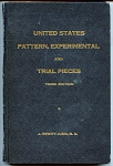 United States Pattern, Experimental and Trial Pieces, Third Edition J. Hewitt Judd, M.D.