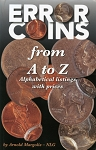 Error Coins from A to Z by Arnold Margolis