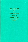 The Coinage of Switzerland 1850 to Date by R. L. Clarke - Hard Cover