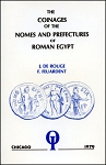 The Coinages of Nomes & Prefectures of Roman Egypt