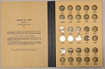 Library of Coins Album - Roosevelt Head Dimes 1964- (1970D)  Vol. 11
