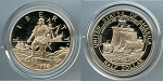 1992-S Columbus Commemorative Half Dollar - Proof - In Capsule