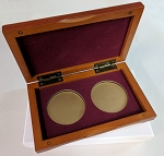 Two Coin Presentation Case Gift Box - 6