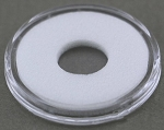 Air-Tite Coin Holder 10 mm - White Ring