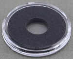 Air-Tite Coin Holder 11 mm - Black Ring