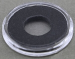 Air-Tite Coin Holder 12 mm - Black Ring