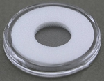 Air-Tite Coin Holder 12 mm - White Ring