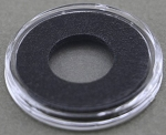 Air-Tite Coin Holder 13 mm - Black Ring
