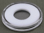 Air-Tite Coin Holder 13 mm - White Ring