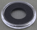 Air-Tite Coin Holder 14 mm - Black Ring