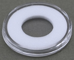 Air-Tite Coin Holder 14 mm - White Ring