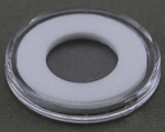 Air-Tite Coin Holder 15 mm - White Ring