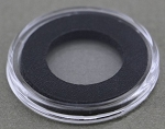 Air-Tite Coin Holder 16 mm - Black Ring