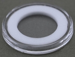 Air-Tite Coin Holder 18 mm - White Ring
