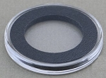 Air-Tite Coin Holder 27 mm - Black Ring