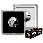 2x2 Coin Snap - BCW - Nickel - Black