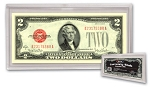 BCW Deluxe Currency Slab for Modern Size Notes