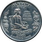 Giant 2003 Alabama Quarter