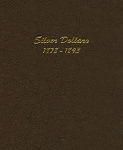 Dansco Album 7173: Silver Dollar Coin Album 1878-1893