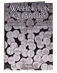 Harris Statehood Quarter Folder Vol. #3 2009 - D.C. & Territories