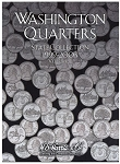 Harris Statehood Quarter Folder #1 1999-2003