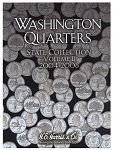 Harris Statehood Quarter Folder #2 2004-2008