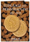 Harris Flying Eagle & Indian Cents Folder 1857-1909