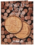 Harris Lincoln Cent Folder #1 1909-1940