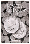 Harris Kennedy Half Dollar Folder #1 1964-1984