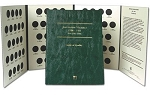 Littleton Jefferson Nickel Folder Vol. 1 1938-1961 - LCF25