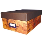 Whitman Deluxe Graded Currency Storage Box