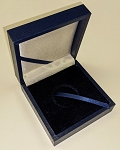 Guardhouse Leatherette Display Box - Single Coin 20-25mm