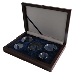 Guardhouse 5 Coin Capsule Box for Holders A - T - H - H - I