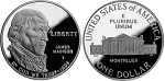 1993-S Bill of Rights  Silver Dollar Proof