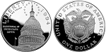1994-S U.S. Capitol Building  Silver Dollar Proof