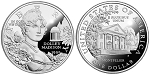 1999-P Dolley Madison Silver Dollar Proof