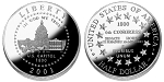 2001-P Capitol Visitors Center Clad Half-Dollar Proof