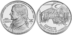 2005-P Chief Justice John Marshall Silver Dollar Uncirculated