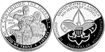 2010-P Boy Scouts of America Silver Dollar Proof