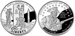 2011-S U.S. Army Clad Half Dollar Proof