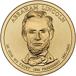 2010-D Abraham Lincoln Dollar Uncirculated