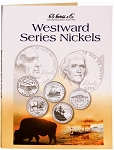 Harris 2004-2006 Westward Series Commemorative Jefferson Nickel Folder