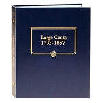Whitman Classic Large Cent Coin Album 1793 to 1857