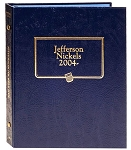 Whitman Classic Jefferson Nickel Coin Album Starting 2004