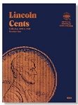 Whitman Lincoln Cent Coin Folder #1 - 1909 to 1940 - (9004)