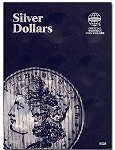 Whitman Silver Dollars Plain - (9025)